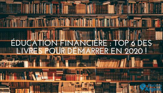 Le top 6 des meilleurs livres pour apprendre et réussir en 2020