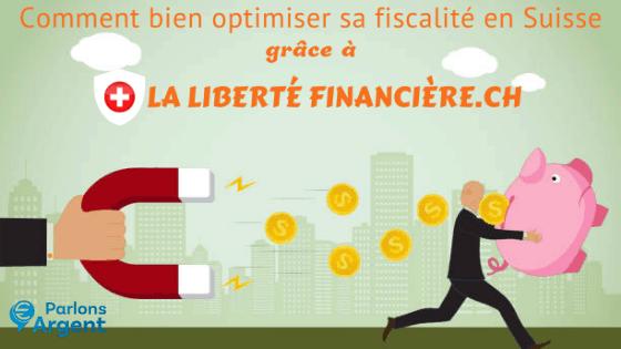 Optimiser fiscalité Suisse